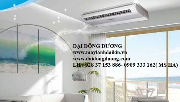 Dòng điều hòa thương mại áp trần Daikin bán chạy nhất hiện nay