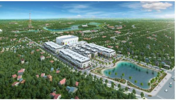 Đồng hành cùng bất động sản Chính Kiệt trong dự án Vinpearl Tuyên Quang !