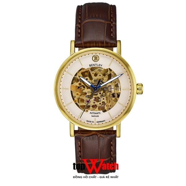 Đồng hồ Bentley nam lộ cơ Skeleton chỉ từ 5.000.000đ