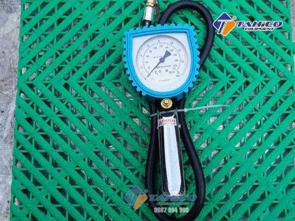 Đồng hồ bơm lốp xe ô tô 16 bar tại Q.12