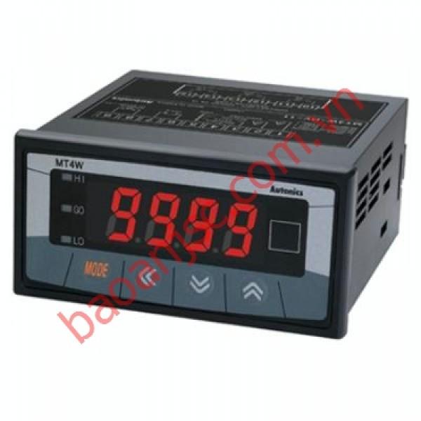 Đồng hồ đa năng Autonics MT4W-AV-4N
