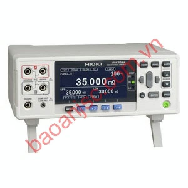 Đồng hồ đo điện trở Hioki dòng rm3544
