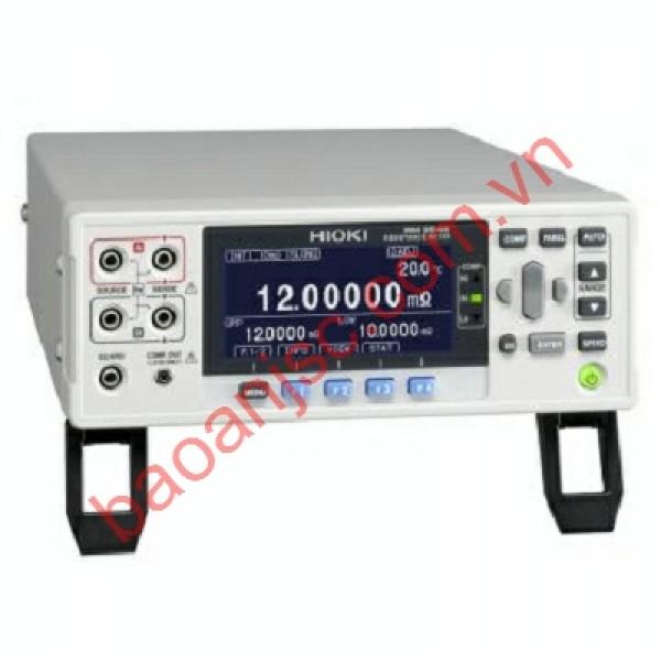 Đồng hồ đo điện trở Hioki dòng RM3545
