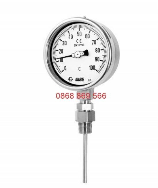 Đồng hồ đo nhiệt độ Wise T120