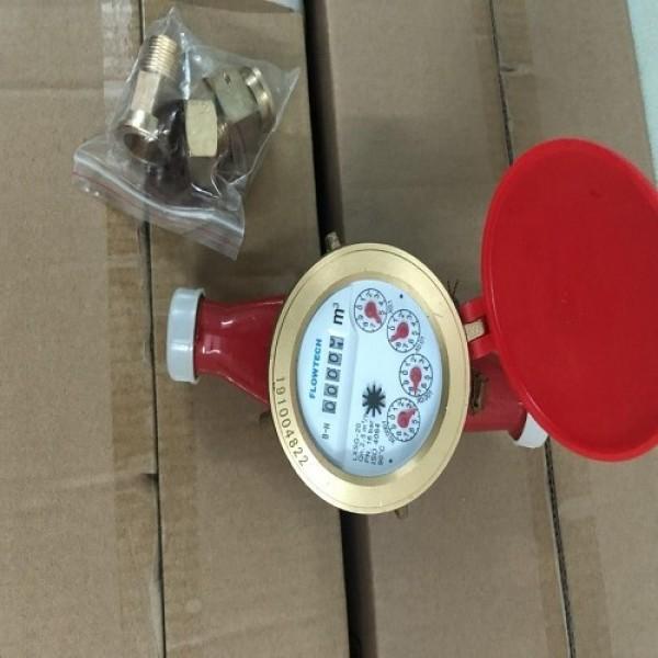 Đồng hồ đo nước nóng Flowtech ứng dụng như thế nào?
