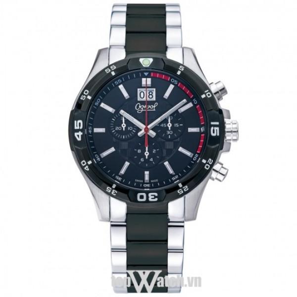 Đồng hồ Ogival nam 6 kim Chronograph đa năng
