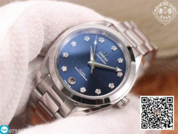 Đồng Hồ Omega Seamaster 220.10.38.20.52.001 White Dial