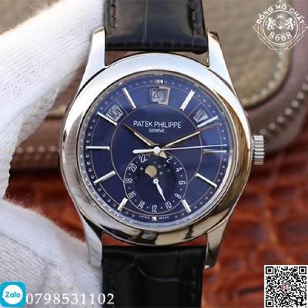 Đồng Hồ Patek Philippe Complication 5205G-013 Blue Dial
