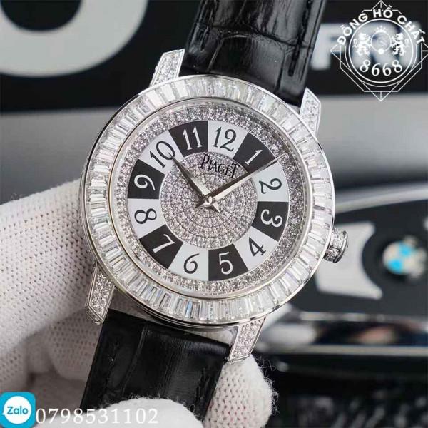 Đồng Hồ Piaget Altiplano Diamond White