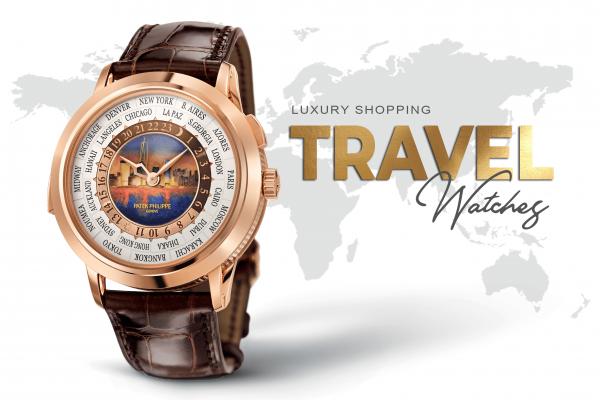 Đồng hồ thế giới (World-time), đồng hồ GMT & đồng hồ đa vùng