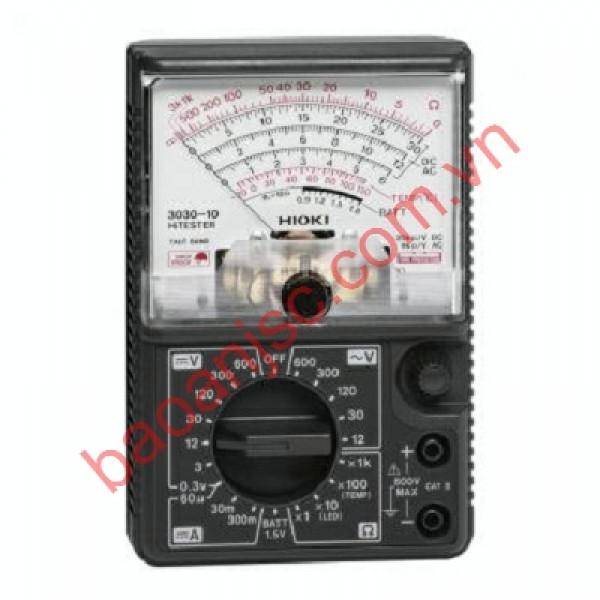 Đồng hồ vạn năng hiển thị kim Hioki 3030-10