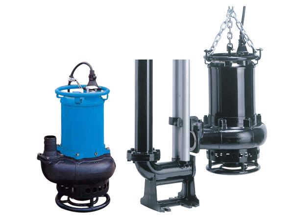 Dòng máy bơm bùn GPN là dòng sản phẩm chuyên dụng cho việc hút bùn xây dựng