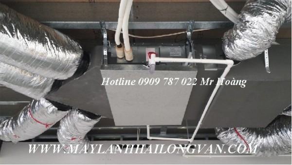 Dòng máy lạnh giấu trần nối ống gió hơn máy lạnh thông thường ở điểm nào ?