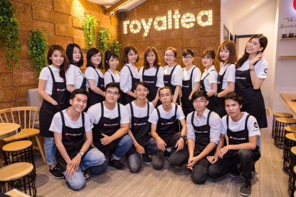 Đồng Phục Quán Cafe Đẹp