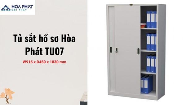 Dòng tủ hot bán chạy của nội thất hòa phát tủ sắt văn phòng