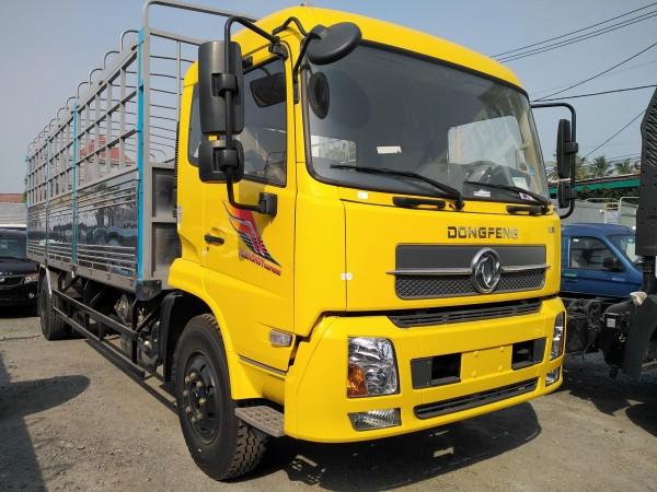 dongfeng b180  9 tấn thùng dài 7.5 m