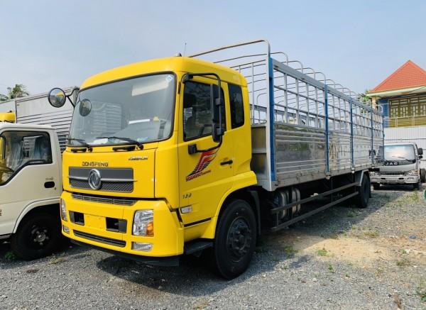 Dongfeng b180 hoàng huy 8 tấn thùng dài 9m5