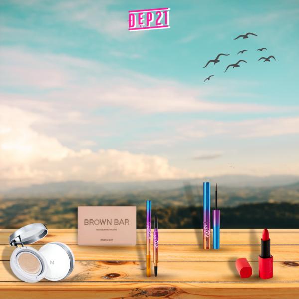 Đột phá lớp makeup cá tính cực dễ dàng với các sản trang điểm nhà Missha
