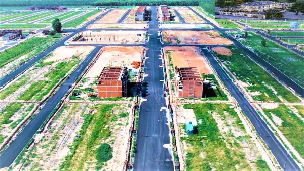 Dự án Icon Central Lộc Phát Land