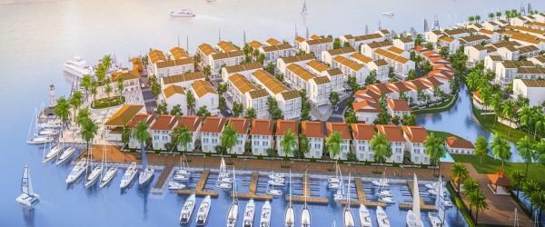 Dự án Marine City Vũng Tàu Lộc Phát Land