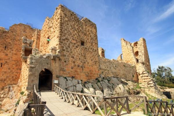 Du lịch Jordan: Lâu đài Ajloun, Jordan-  Vietstreet Travel