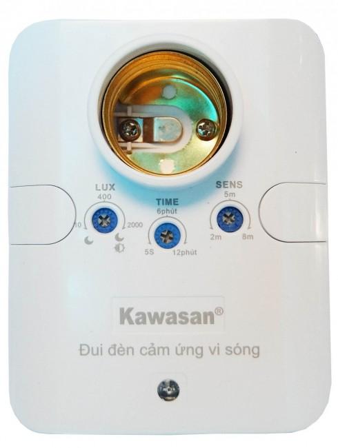 Đui đèn cảm ứng vi sóng RS686B