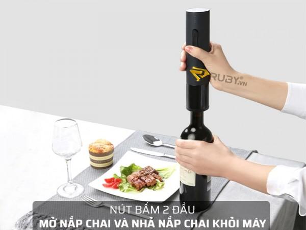 Dụng cụ mở rượu vang tự động Xiaomi Huohou