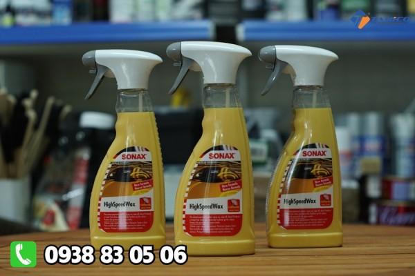 Dung dịch bảo vệ bề mặt sơn Sonax loại ướt