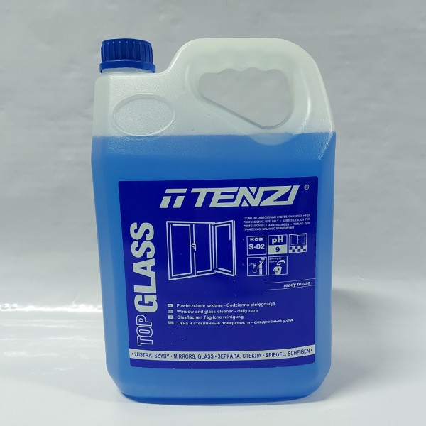 Dung dịch rửa kính chuyên dụng xe ô tô Top Glass GT 5L