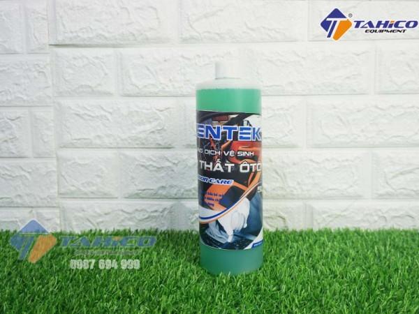 Dung dịch vệ sinh làm sạch nội thất xe ô tô du lịch Ventek 1 lít