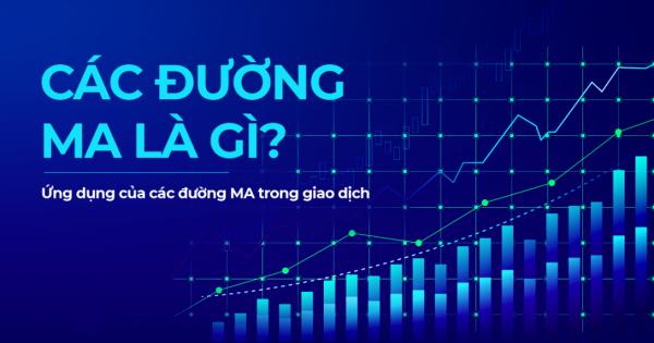 Đường MA là gì? Cách sử dụng đường trung bình động SMA chuẩn xác nhất