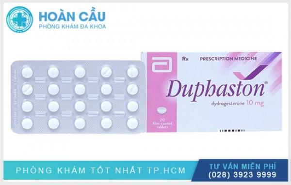 Duphaston 10mg: Công dụng, cách dùng và lưu ý khi sử dụng