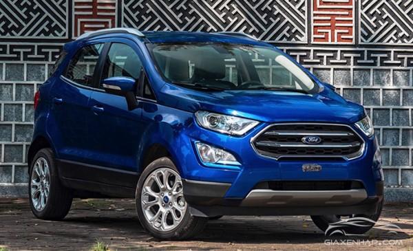 Ford Ecosport 2021 – Đáng đồng tiền bát gạo