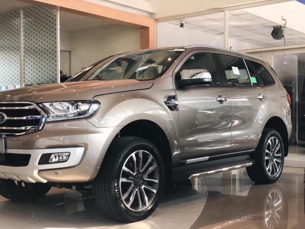 Ford Everest Titanium 2.0L 4x2 AT 2019 - 1 Tỷ 82 Triệu