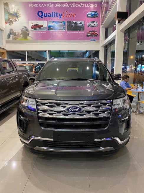 Ford Explorer Limited 2.3L EcoBoost 2019 - 1 Tỷ 950 Triệu