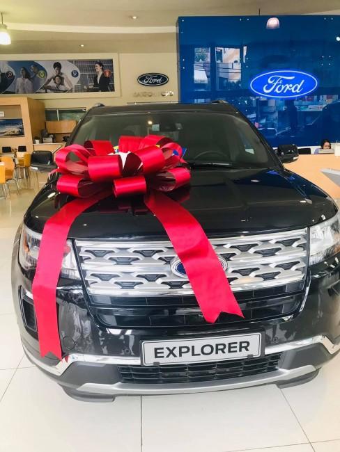 Ford Explorer Limited 2.3L EcoBoost 2019