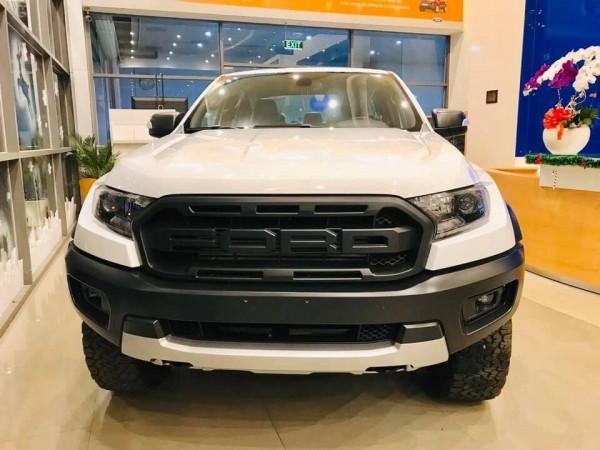 Ford Ranger Raptor 2.0L 4x4 AT 2019
