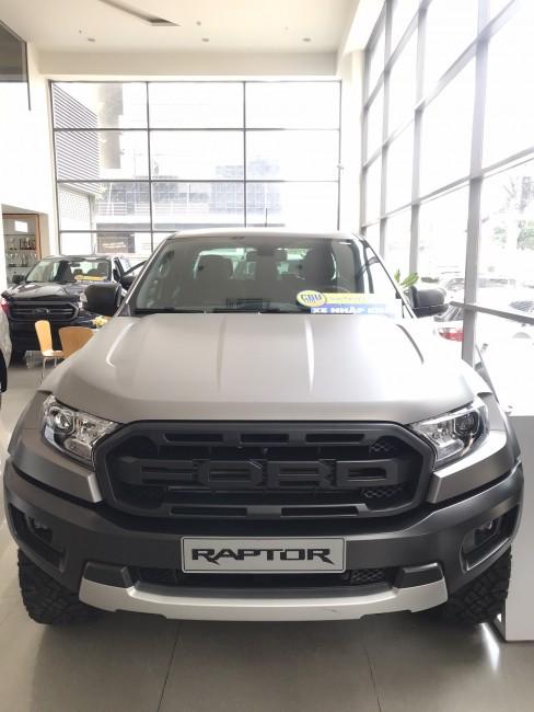 Ford Ranger Raptor 2.0L 4x4 AT 2020 - 1 Tỷ 188 Triệu