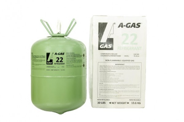 Ga lạnh R22 AGas 13.6Kg - gas R22 AGas - Thành Đạt