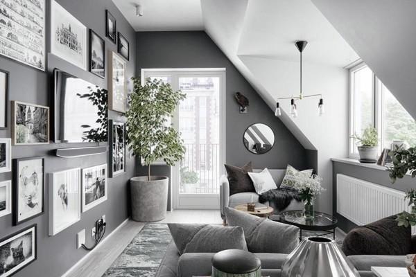 Gam màu đặc biệt cho từng không gian trong nhà