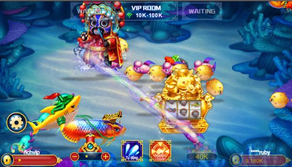 game bắn cá đổi thưởng tỷ lệ 100%