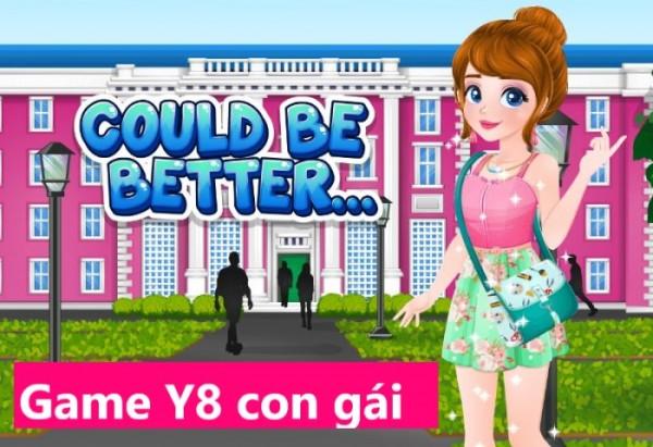 game con gái