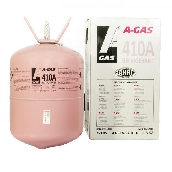 Gas A-Gas R410A Trung Quốc 11,3 Kg - 0902.809.949