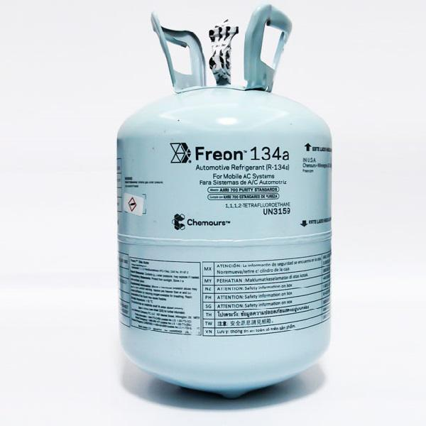Gas Chemours Freon 13,6 Kg R134A