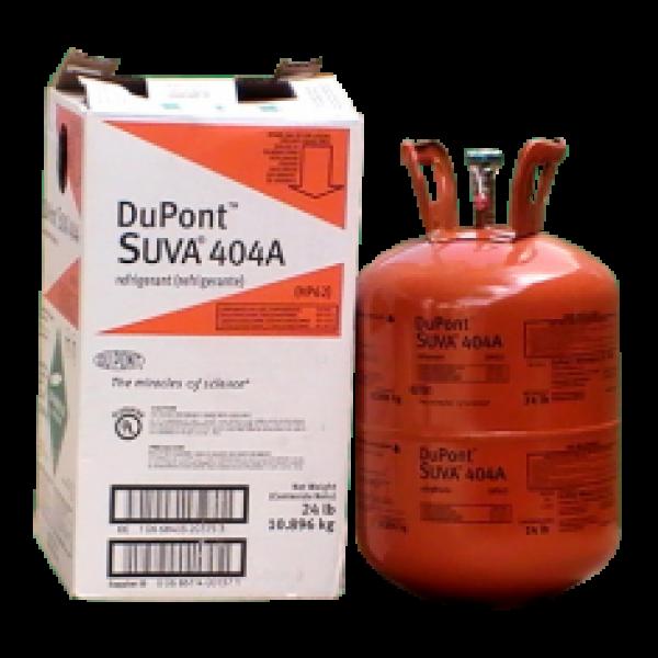 Gas Dupont SUVA R404a USA 10.896Kg - 0902.809.949