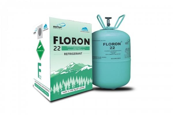 Gas Floron R22 22,7 kg - Ấn Độ