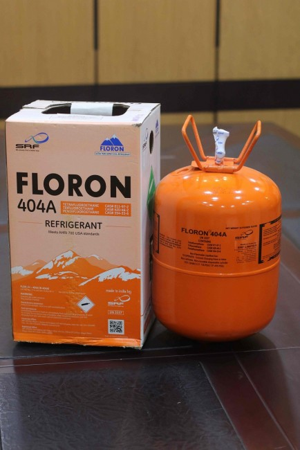 Gas Floron R404A 10,9Kg - Ấn Độ