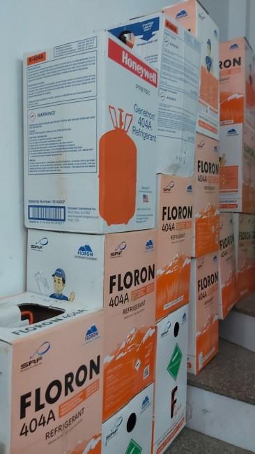 Gas Floron R404A Ấn Độ 10,9Kg - Thành Đạt
