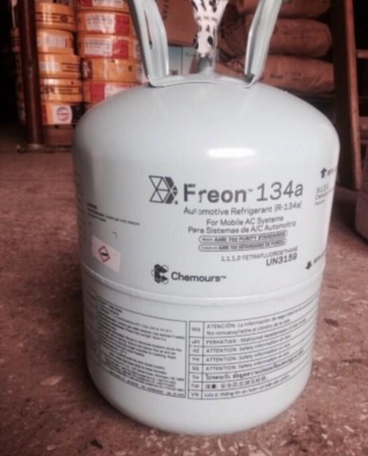 Gas Freon R134 Chemours Mỹ - Thành Đạt