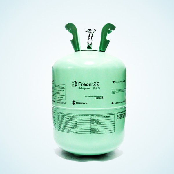 Gas lạnh Chemours Freon R22 13.62Kg